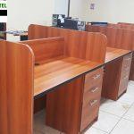 escritorios modulares para trabajo