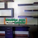 Muebles para estudio con paneles