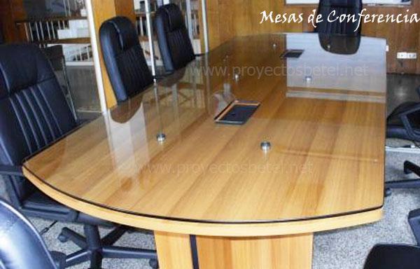 Mesas de conferencia, sillas para oficina, escritorios