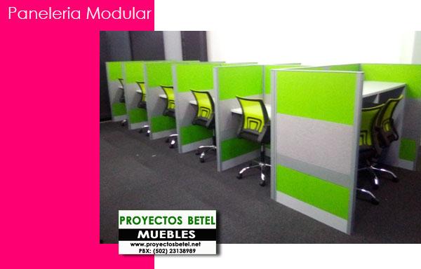 Paneleria modular